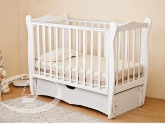 Детская кроватка Сибирочка С 778 - Мебельная фабрика «Красная звезда»