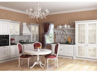 Кухни Афина Аргенто - Мебельная фабрика «Avetti»