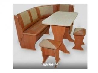 Кухонный уголок  Эконом - Мебельная фабрика «Крона-М»