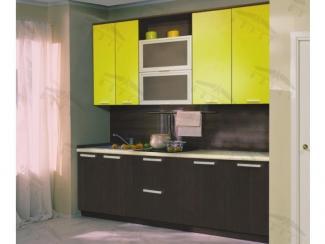 Кухонный гарнитур прямой  Дрим6 - Мебельная фабрика «Фарес»