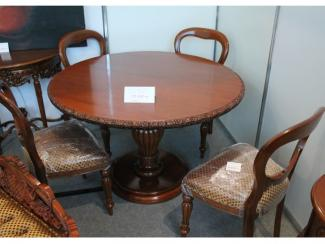 Мебельная выставка Сочи: стол, стулья - Импортёр мебели «Arbolis (Испания)»