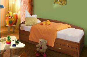 Детская кровать Софа - Мебельная фабрика «Аристократ»