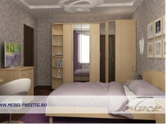 Спальный гарнитур модульный Гамма - Мебельная фабрика «Престиж»