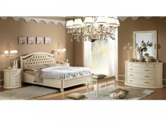 Спальный гарнитур SIENA AVORIO - Импортёр мебели «Camelgroup»