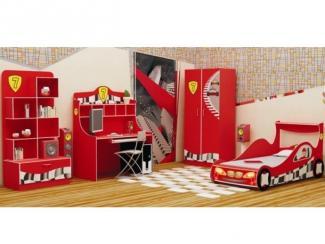 Детская Авто3 - Мебельная фабрика «Ивушка»