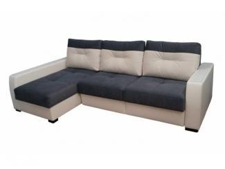 Палермо 9 МДФ Гранд угловой диван-кровать с сектором  - Мебельная фабрика «Анюта», г. Владивосток