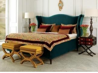 Яркая кровать Джессика  - Мебельная фабрика «Рой Бош»