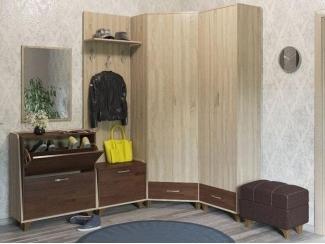 Угловая прихожая Келли  - Мебельная фабрика «Ник (Нижегородмебель)»