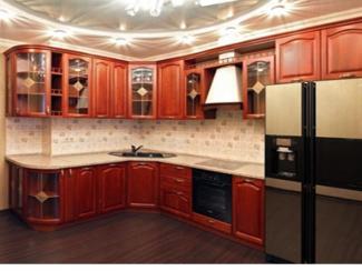 Кухня угловая 13 - Мебельная фабрика «ДСП-России»