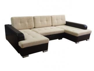Диван п-образный Максимус-5 - Мебельная фабрика «Сеть-М»