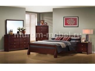 Спальный комплект Муза - Мебельная фабрика «Муром-мебель»