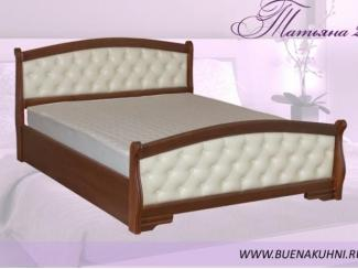 Новая кровать Татьяна 2 - Мебельная фабрика «Buena»