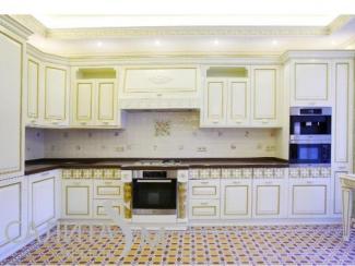 Кухонный гарнитур угловой Милан - Изготовление мебели на заказ «Салита», г. Калининград