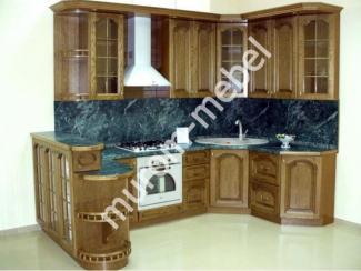 Кухонный гарнитур угловой Анжелика - Мебельная фабрика «Муром-мебель»