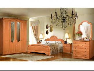Спальня Александрина 2.8 - Мебельная фабрика «Ружанская мебельная фабрика»