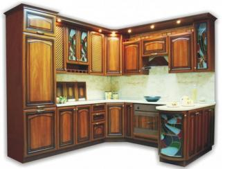 кухня угловая Контур Турин 1 - Мебельная фабрика «Киржачская мебельная фабрика»