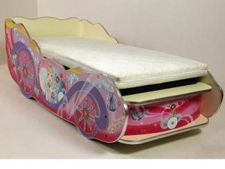 Кровать для девочек Принцесса - Мебельная фабрика «ViVera»