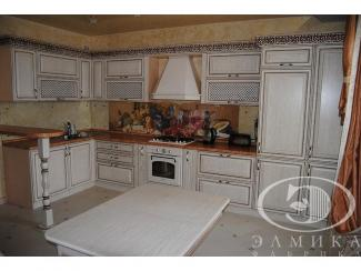 Кухонный гарнитур угловой 18 - Мебельная фабрика «Элмика»