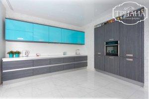 Голубая кухня Билазора - Мебельная фабрика «Триана»