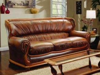 Диван прямой Оксфорд - Мебельная фабрика «Молодечномебель»