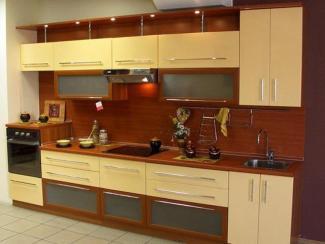 Кухонный гарнитур прямой Стелла 12 - Мебельная фабрика «Монолит»