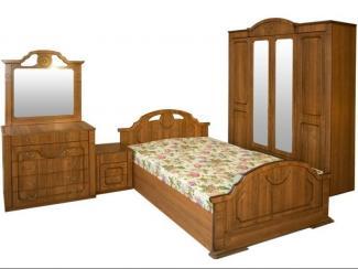 Спальный гарнитур Екатерина - Мебельная фабрика «Виктория»