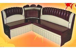 кухонный угловой диван «Уют» - Мебельная фабрика «Натали»