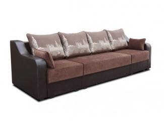 Двухмодульный диван-еврокнижка Гарди 3 - Мебельная фабрика «Вияна», г. Москва