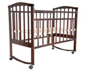 Кровать детская Золушка 1 - Мебельная фабрика «Агат»