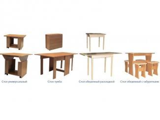 Стол обеденный  - Мебельная фабрика «Феникс», г. Томск