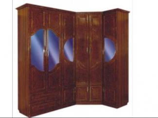 Шкаф угловой МДФ - Мебельная фабрика «Гамма-мебель»