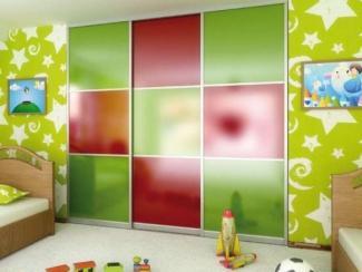 Шкаф - купе детский - Изготовление мебели на заказ «Мега», г. Челябинск