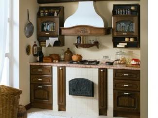 Кухонный гарнитур прямой Кальяри