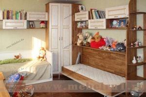 Детская  Элитная - Мебельная фабрика «Лидер Массив»