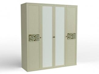 Шкаф четырехстворчатый Валенсия - Мебельная фабрика «Askona»