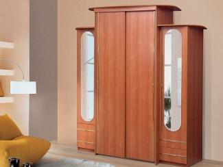 Шкаф  4х дверный с 4-мя ящиками