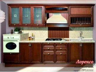 Комфортная кухня Лоренсо  - Мебельная фабрика «Ульяновскмебель (Эвита)»