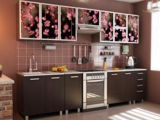 Кухонный гарнитур прямой 49 - Изготовление мебели на заказ «Ориана»