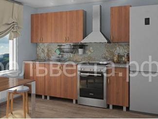 Кухонный гарнитур Алеся Орех Эконом - Мебельная фабрика «Веста»