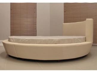 Круглая кровать Luna