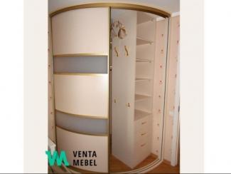 ШКАФ РАДИУСНЫЙ VENTA-0177 - Мебельная фабрика «Вента Мебель»