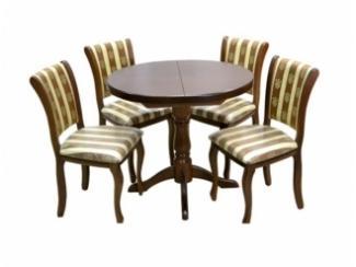 Обеденная группа со стульями «Марго №1»