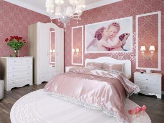 Спальный гарнитур Купидон - Мебельная фабрика «Премиум»