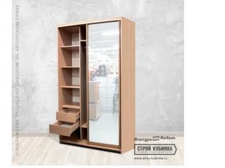Шкаф купе 2-х дверный 1-Г - Мебельная фабрика «Фактура мебель»