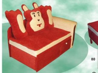диван детский Незнайка 2 - Мебельная фабрика «Аккорд»