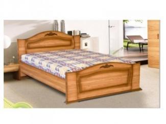 Кровать МДФ МК-18 - Мебельная фабрика «Уютный Дом»