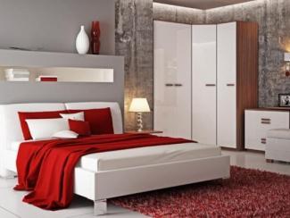 Спальня Лайна 3 - Мебельная фабрика «Ангстрем (Хитлайн)»