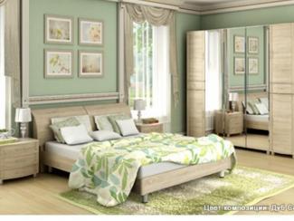 Спальня Дольче Ноте - Мебельная фабрика «Лером»