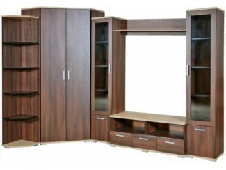 Гостиная Эльба 3  - Мебельная фабрика «Пинскдрев»