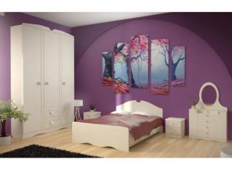 Спальный гарнитур Суоми 5